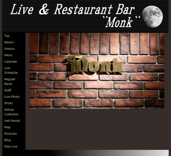 Live&Restaurant Bar Monk