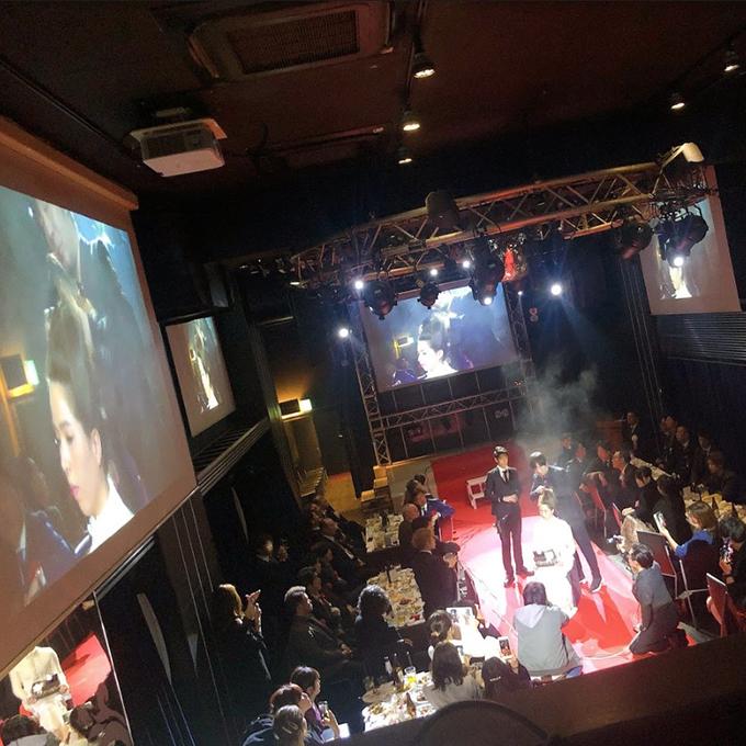 ベノア銀座のライブ・イベント写真