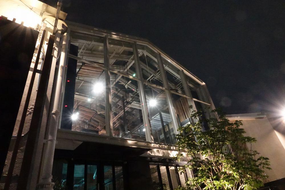 KIWA TENNOZの外観写真